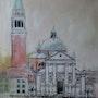 Basilique San Giorgio Maggione à Venise. Jean-Marc Moisy