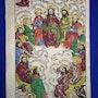 Salvator Mundi «Jesus und seine Jünger», Schedel'sche Weltchronik 1493. Thomas Kern