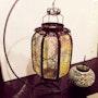 Silk Lantern (Oriental Style). Oriental Art