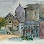 Vieux Montmartre. Sunay Birik
