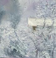 Neige à Marly.