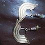 Sehr schöne Ohrringe aus Kolumbien vergoldet!. Thomas Grenz