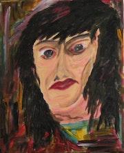 Portrait de femme. Damane