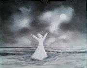 Danse mystique… Inspirée des derviches tourneurs….