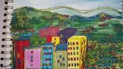 La cité colorée.