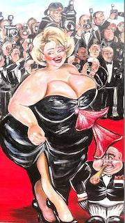Festival du film à Cannes.