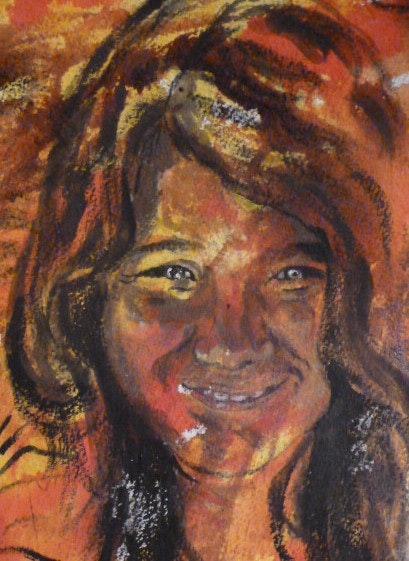Amélie de toutes les couleurs. Amdv Anne-Marie Vandorpe Deligne