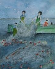Les pêcheurs.