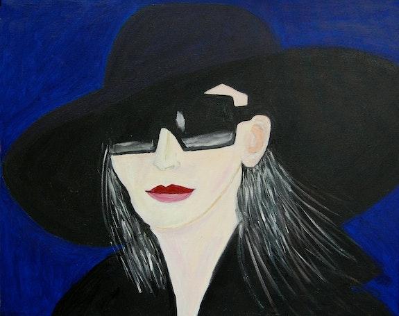 Lunettes no 1. Amira Amira (Nom d'artiste)