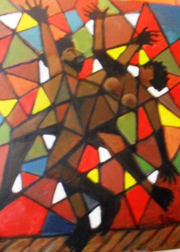 Bailando jazz. Rob Erto Dannemann Dan