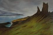 Les côtes celtes en écosse.