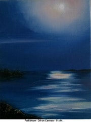 Silver Islet - Full Moon.