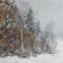Es schneit. Axel Zwiener