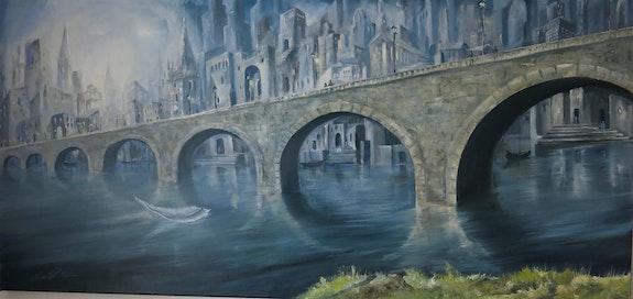 Bridge into a dreamspace. Peter Klonowski Peter Klonowski