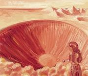 ¬*+> Martian Female… The Future.