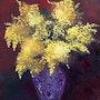 Mimosas. Sunay Birik