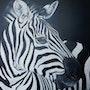 Zebra. Bente Jepsen
