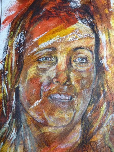 Valérie 2 (de toutes les couleurs. Amdv Anne-Marie Vandorpe Deligne