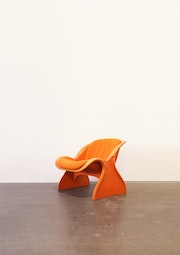 «Spring Chair» Peter Ghyczy 1971. Galerie Clément Cividino Ent.