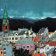 Bergen - Norvège.