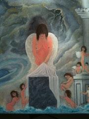 Chez les anges.
