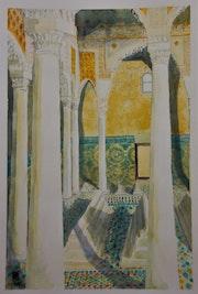 Les tombeaux Saadiens. Dhaf