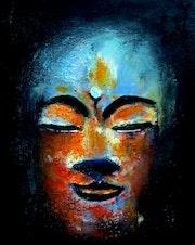 Bouddha. Yokozaza