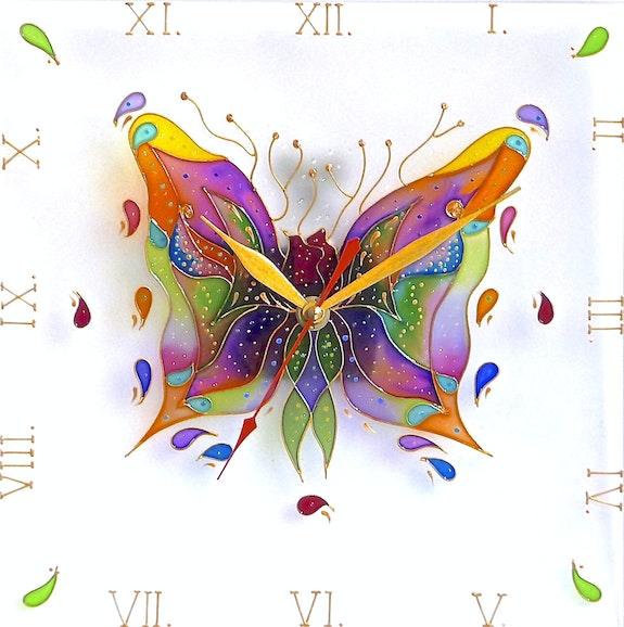 «Papillon de ce jour». Fleur Toth Fleur Toth