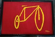 Liberté à vélo.