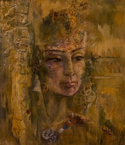 Woman from Margiana. Art_Merdan
