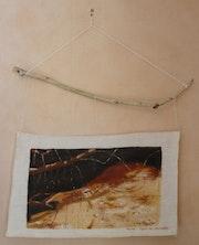 Rusrel terre de contraste. Elisabeth Dumortier