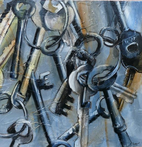 Les clés des songes.  Marie Ferrand