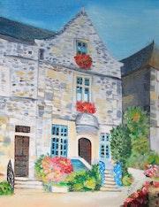 Terre de Bretagne - Rochefort en Terre.