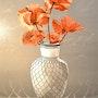 Le vase aux coquelicots. René Guitton