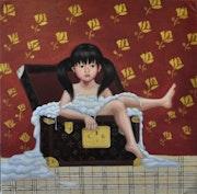 Bain de luxe n°2. Xuewei Zhang