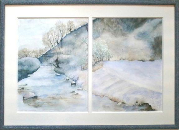 La riviere claree. Denise Denise Rosental