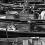 Séte, les barques de pêches.. Créartiss/créactif