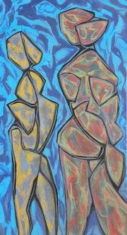 Two Dancers. Greggsimpson.com