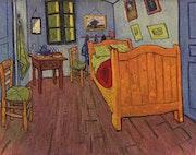 Bedroom in Arles.