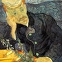 Portrait of Dr. Gachet. Vincent Van Gogh