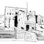 Citadelle_Alep_Syrie. Waridehiba