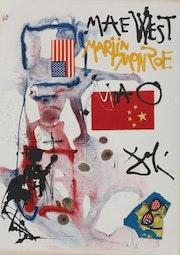 Dali : Mae West, Marilyn Monroe, Mao. Adrien Rognon