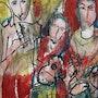 Orchestre de rue, accordéon.. Jacques Donneaud