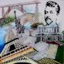 Hommage à Gustave Eiffel. Christian Pacaud
