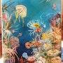 La danse des meduses. Richard Orlowicz Dit Ror, Artiste Côté. Poète.