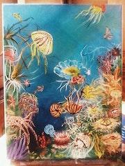 La danse des meduses.