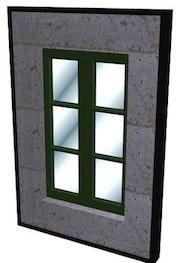 La Fenêtre. Abir Hassouna