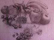 Frutas. Mauricio Paredes