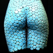 Blue pebbles, Louise jeune modèle des beaux arts, 19 ans. Team Laronze
