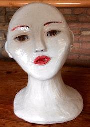 Femme blanche. Atelier Des Nuances